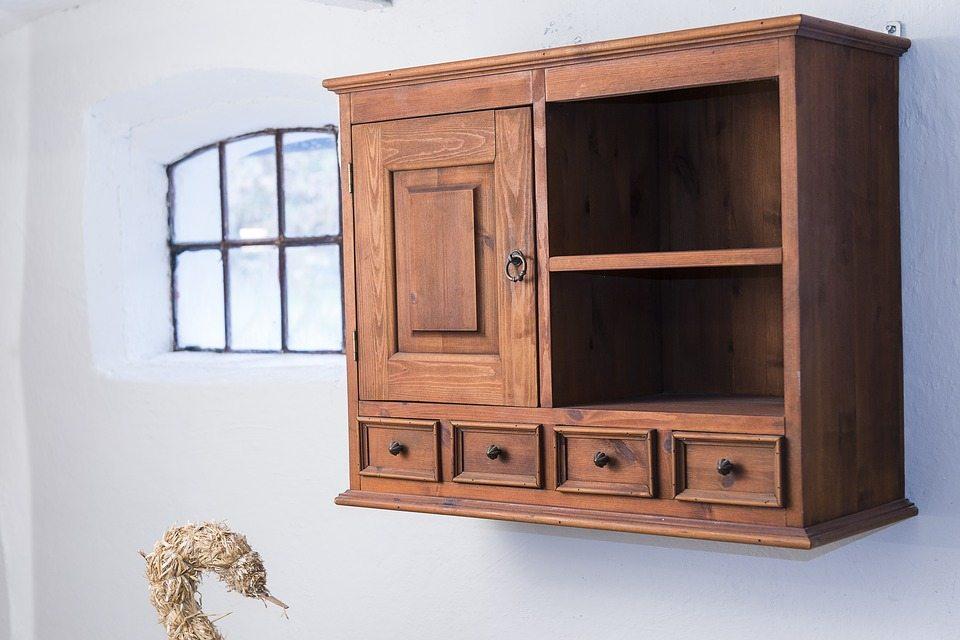 Custom Cabinet Doors with Minwax coating