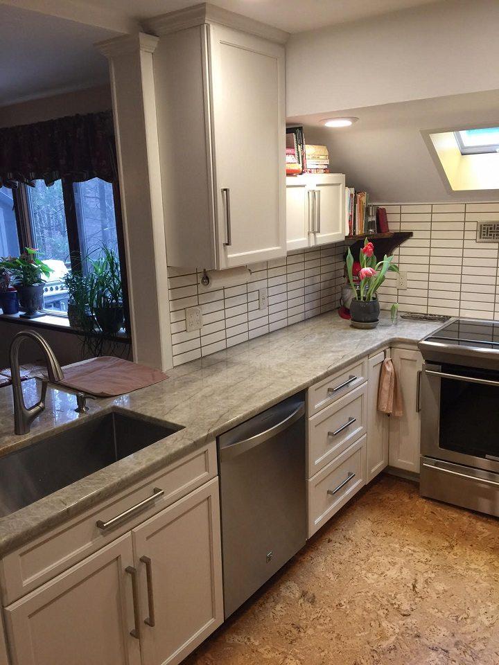 DIY cabinets for springtime remodeling