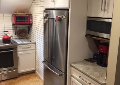 AWD Shaker Kitchen